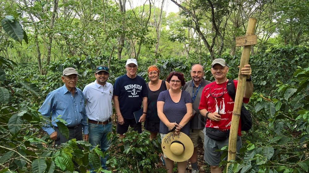 San Pacho Black Honey Farmers