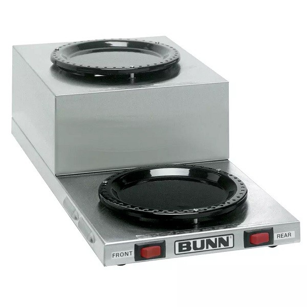 BUNN 2 BURNER STEP WARMER